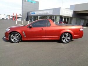 2015 Holden Ute Red Manual Utility Traralgon Latrobe Valley Preview