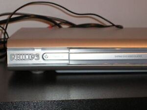 PHILIPS DVD PLAYER $40