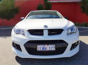 2014 Holden Special Vehicles Maloo GEN-F MY14 R8 White 6 Speed Manual Utility Cannington Canning Area Preview