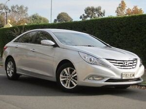 2012 Hyundai i45 YF MY11 Active Silver 6 Speed Sports Automatic Sedan Thorngate Prospect Area Preview