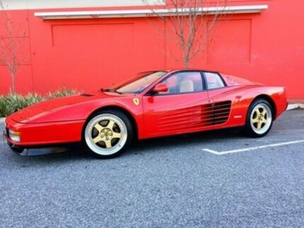 1988 Ferrari Testarossa Manual Coupe