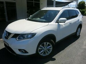 2015 Nissan X-Trail T32 ST-L X-tronic 4WD White 7 Speed Constant Variable Wagon Coffs Harbour Coffs Harbour City Preview