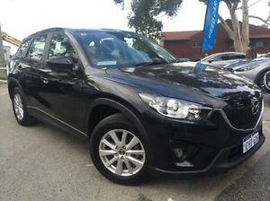 2013 Mazda CX-5 KE1071 Maxx SKYACTIV-Drive Sport Black 6 Speed Sports Automatic Wagon Melville Melville Area Preview
