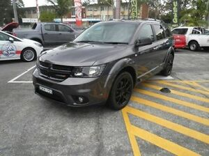2014 Dodge Journey JC MY15 R/T Grey 6 Speed Automatic Wagon Gateshead Lake Macquarie Area Preview
