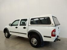 2003 Holden Rodeo RA LX Crew Cab White 4 Speed Automatic Utility Braeside Kingston Area Preview