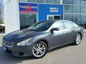 2013 Nissan Maxima 3.5 SV, SUNROOF , LEATHER