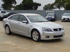 2010 Holden Caprice WM MY10 Silver 6 Speed Auto Active Sequential Sedan Melton Melton Area Preview