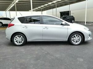2015 Toyota Corolla ZRE182R Ascent Sport S-CVT Silver 7 Speed Constant Variable Hatchback Green Fields Salisbury Area Preview