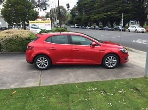2016 Renault Megane BFB Zen EDC Red 7 Speed Sports Automatic Dual Clutch Hatchback Croydon Maroondah Area Preview