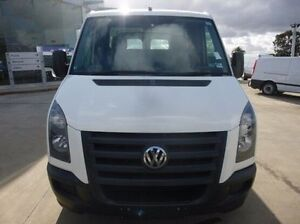 2007 Volkswagen Crafter 2EF2 50 MWB White 6 Speed Sports Automatic Van Coburg North Moreland Area Preview
