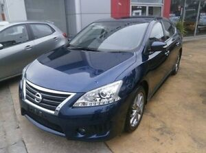 2015 Nissan Pulsar B17 Series 2 SSS Blue 1 Speed Constant Variable Sedan Blackburn Whitehorse Area Preview