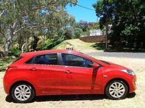 2012 Hyundai i30 GD Active Red 6 Speed Sports Automatic Hatchback St Marys Mitcham Area Preview