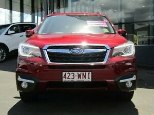 2016 Subaru Forester S4 MY16 2.5i-L CVT AWD Special Edition Red 6 Speed Constant Variable Wagon Earlville Cairns City Preview