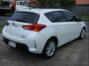 2012 Toyota Corolla ZRE182R Ascent Sport White 7 Speed Constant Variable Hatchback Morningside Brisbane South East Preview