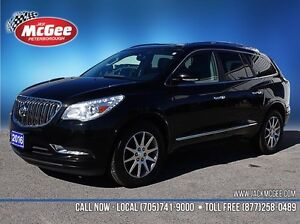 2016 Buick Enclave Leather Peterborough Peterborough Area image 1