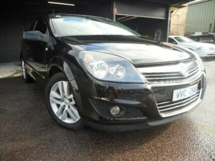 2008 Holden Astra  Black Sapphire Manual Coupe Thomastown Whittlesea Area Preview