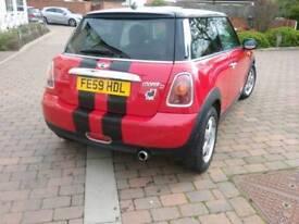 2009 mini cooped d