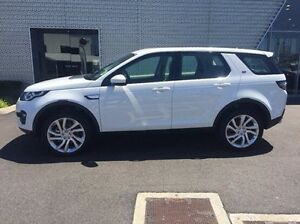 2016 Land Rover Discovery Sport L550 16.5MY SD4 HSE White 9 Speed Sports Automatic Wagon Coffs Harbour Coffs Harbour City Preview