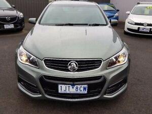 2015 Holden Commodore Grey Sports Automatic Sedan