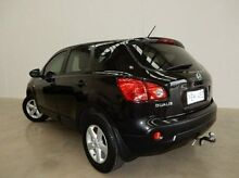 2008 Nissan Dualis J10 Ti X-tronic AWD Black 6 Speed Constant Variable Hatchback Braeside Kingston Area Preview
