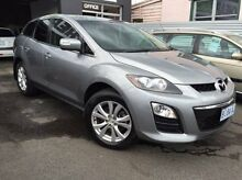 2009 Mazda CX-7 ER10A2 Sports Silver 6 Speed Manual Wagon Launceston 7250 Launceston Area Preview
