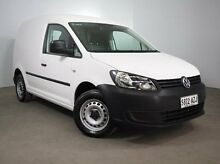 2014 Volkswagen Caddy 2KN MY14 TSI160 SWB White 5 Speed Manual Van Mount Gambier Grant Area Preview