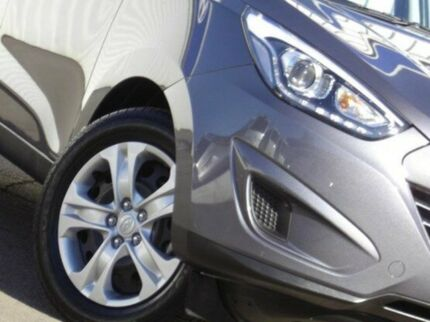 2014 Hyundai ix35 LM3 MY14 Active Grey 6 Speed Auto Seq Sportshift Wagon Kings Park Blacktown Area Preview