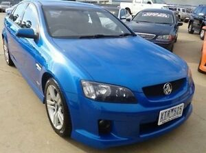 2010 Holden Commodore VE MY10 SV6 Blue 6 Speed Automatic Sedan Melton Melton Area Preview