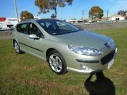 2007 Peugeot 407 Gold Sports Automatic Wagon Mile End South West Torrens Area Preview