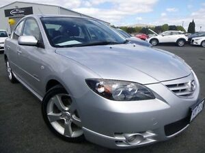 2004 Mazda 3 BK1031 SP23 Silver 4 Speed Sports Automatic Hatchback Mitchell Park Ballarat City Preview