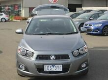 2015 Holden Barina TM MY15 CDX Grey 6 Speed Automatic Hatchback Coolaroo Hume Area Preview