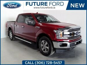 2018 Ford F-150 Lariat|MOONROOF|FX4 PACKAGE|TAILGATE STEP