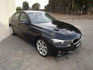 2012 BMW 320i F30 MY0812 Black 8 Speed Sports Automatic Sedan Yarrawonga Moira Area Preview