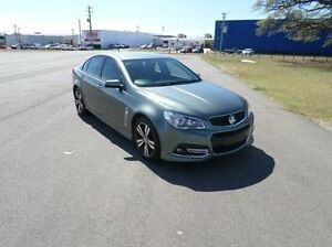 2015 Holden Commodore VF MY15 SV6 Storm Grey 6 Speed Sports Automatic Sedan Hyde Park Townsville City Preview