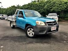 2008 Mazda BT-50 DX Blue 5 Speed Manual Cab Chassis West Mackay Mackay City Preview