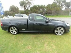 2011 Ford Falcon FG XR6 Ute Super Cab Turbo Grey 6 Speed Sports Automatic Utility Silver Sands Mandurah Area Preview