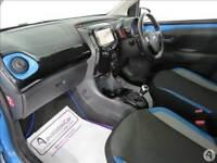 Toyota Aygo 1.0 VVT-i X-Cite 2 MMT 5dr