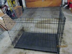 CAGE A CHIEN ---- DOG CAGE