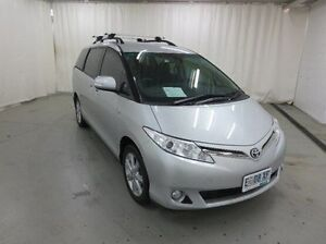 2012 Toyota Tarago ACR50R MY09 GLX Silver 4 Speed Sports Automatic Wagon Glebe Hobart City Preview