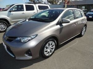 2014 Toyota Corolla ZRE182R Ascent S-CVT Bronze 7 Speed Constant Variable Hatchback Oakleigh Monash Area Preview