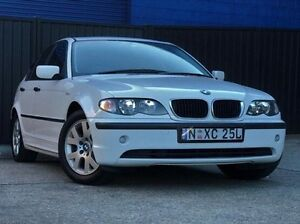 2003 BMW 318I E46 MY2003 Executive Steptronic White 5 Speed Sports Automatic Sedan Kings Park Blacktown Area Preview