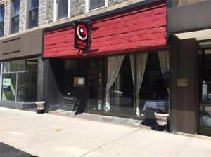 Business Ownership Opportunity Downtown Galt