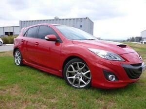 2011 Mazda 3 BL1032 MPS Red 6 Speed Manual Hatchback Singleton Singleton Area Preview