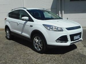 2016 Ford Kuga TF MY16.5 Trend AWD White 6 Speed Sports Automatic Wagon Bundoora Banyule Area Preview