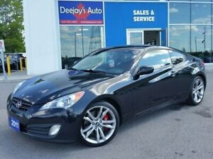 2011 Hyundai Genesis GT 2.0 Turbo 6spd |heated seats| dual tone