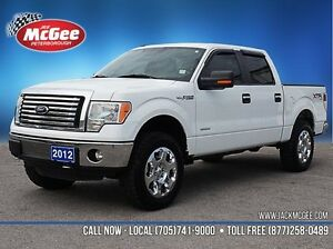 2012 Ford F-150 XLT Peterborough Peterborough Area image 1