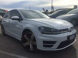 2015 Volkswagen Golf VII MY15 R DSG 4MOTION White 6 Speed Sports Automatic Dual Clutch Hatchback Melville Melville Area Preview