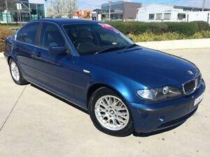 2003 BMW 325I E46 MY2003 Steptronic Blue 5 Speed Sports Automatic Sedan Fyshwick South Canberra Preview