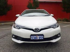 2015 Toyota Corolla ZRE182R Ascent Sport S-CVT White 7 Speed Constant Variable Hatchback Cannington Canning Area Preview