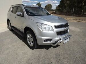 2014 Holden Colorado 7 RG MY14 LTZ Silver 6 Speed Sports Automatic Wagon Yarrawonga Moira Area Preview